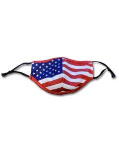 American Flag Mask