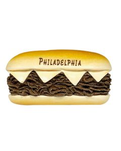 Philadelphia Cheesesteak Magnet