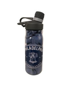 Philadelphia Souvenir Water Bottle & Tee Combo