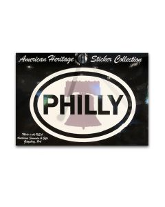 Philadelphia Liberty Bell Sticker