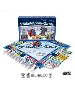 Philadelphia- Opoly Game