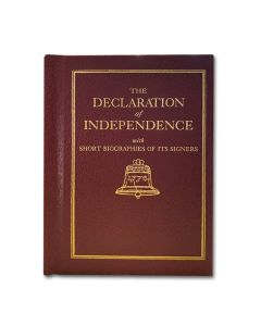 Declaration of Independence Book