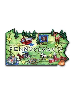 Pennsylvania State Magnet