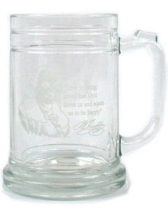 Ben Franklin Beer Quote Tankard