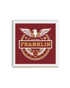 Franklin Coaster