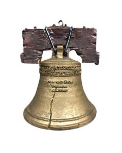 Liberty Bell Replica Ornament