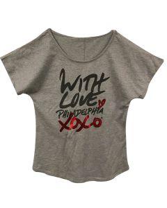 Ladies Love XOXO Tee