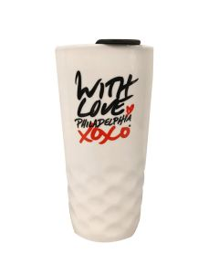 Love XOXO Travel Mug