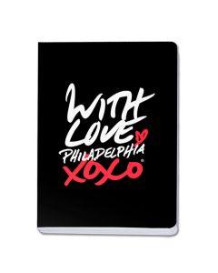 With Love, Philadelphia XOXO® Journal