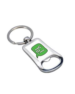 Yo!  Bottle Opener / Keychain