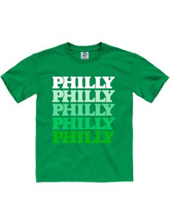 Youth Green Philly ''Fade'' Tee