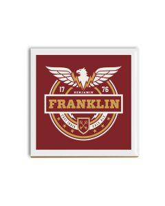 Franklin Coaster