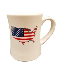 ''Greatest Country'' Patriotic Mug