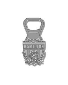 Hamilton Bottle Opener Magnet
