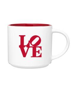 Philadelphia LOVE Mug