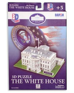 White House 3D Puzzle